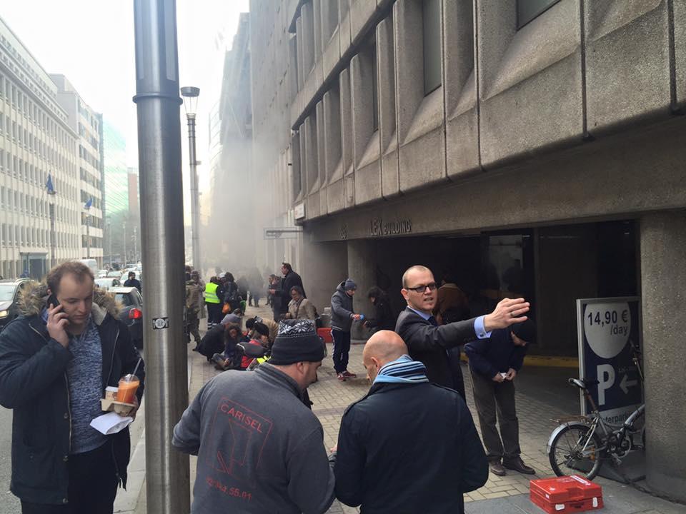 Taulant Balla i shpëton për mrekulli sulmit terrorist në Bruksel