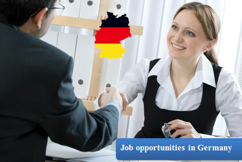 Gjermania kërkon punëtorë