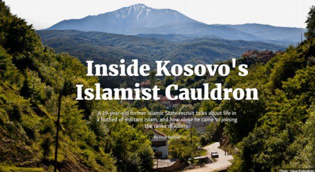 Brenda kazanit islamik të Kosovës