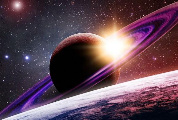 Saturni në distancën më të afërt me Tokën