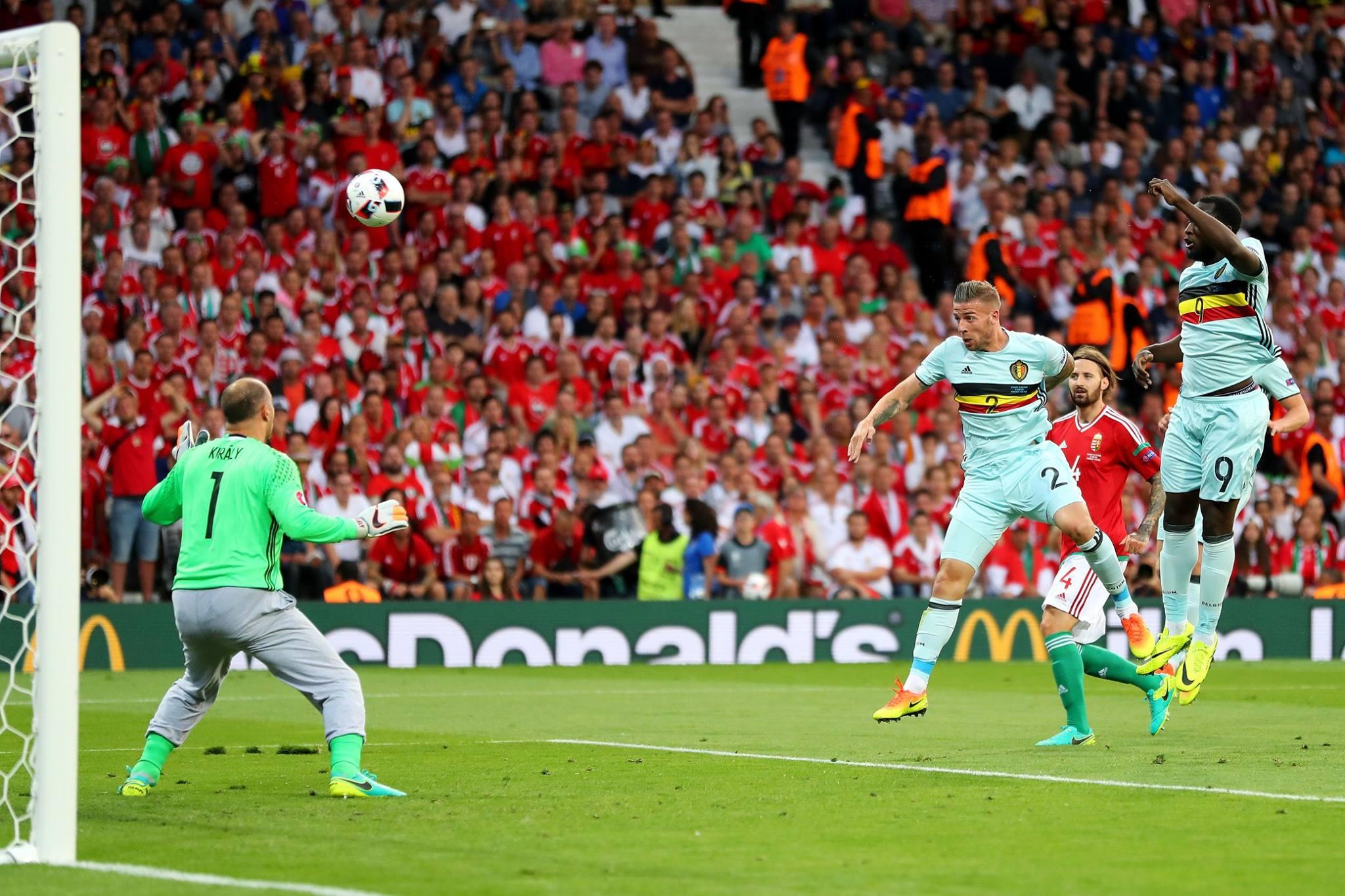 Hazard frymëzon Belgjikën, 4-0 ndaj Hungarisë