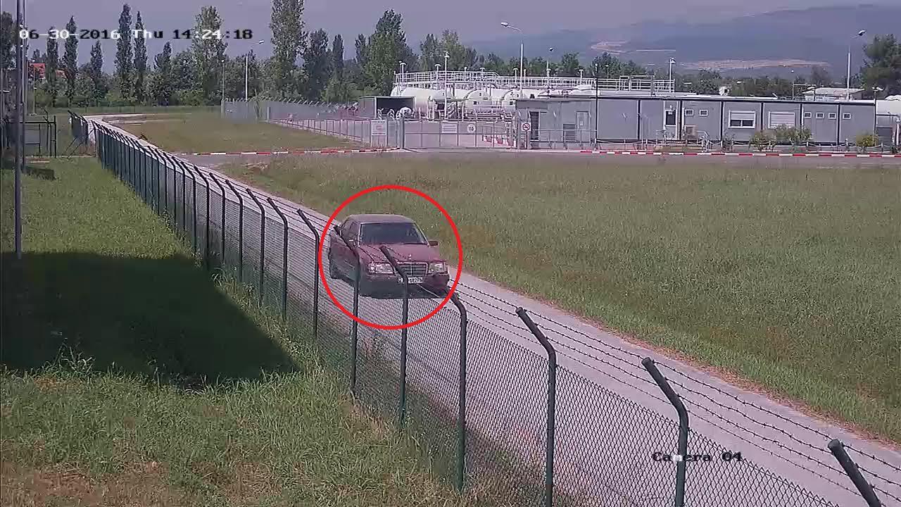 Zbulohen pamjet e grabitjes në Rinas, policia jep detaje