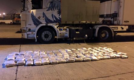 Kapen në Durrës 130 kg kanabis, arrestohet një person
