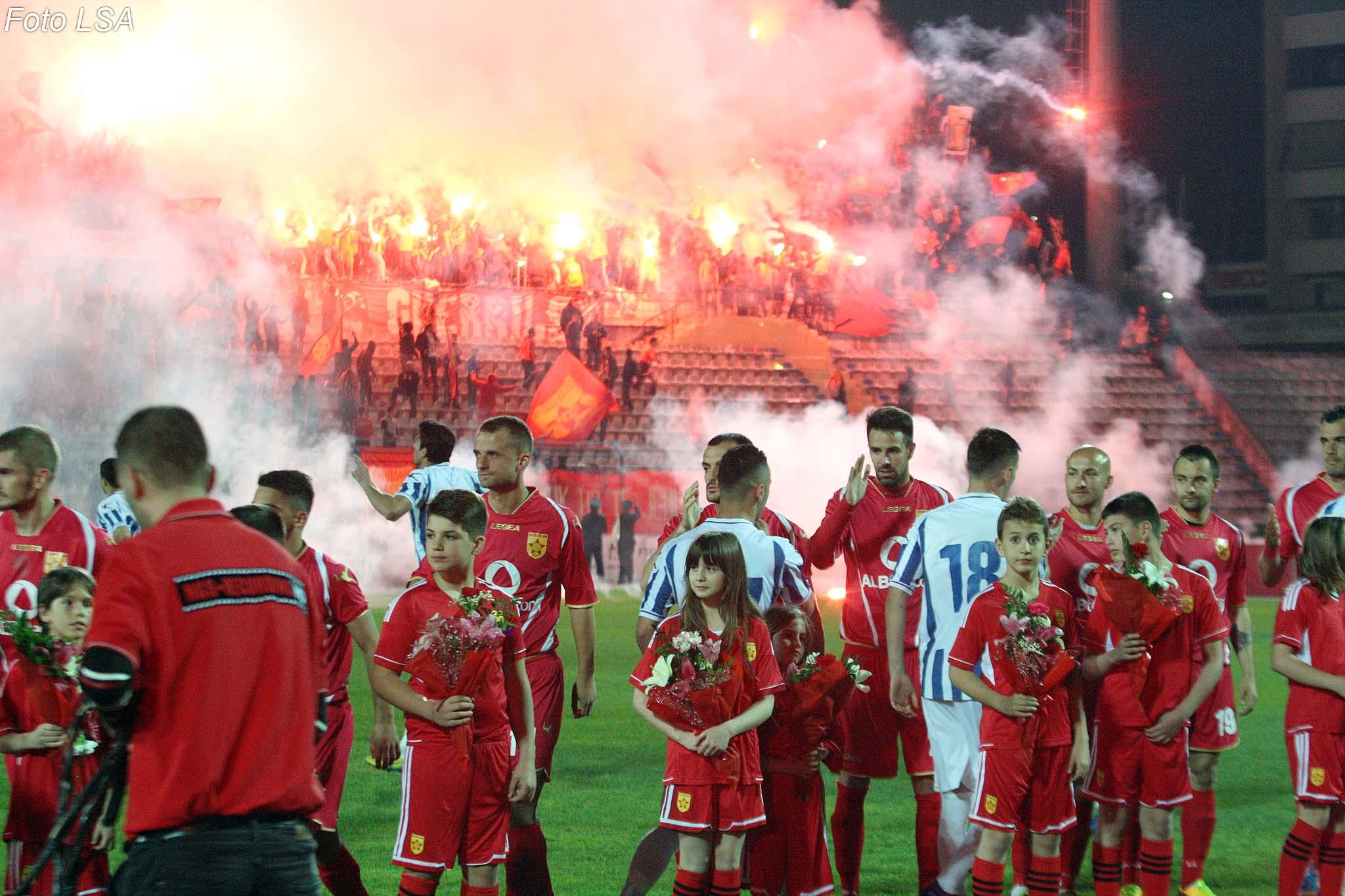 Partizani-Tirana mbyllet pa gola, shtyllat ndalin të kuqtë
