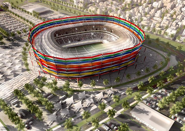 12 stadiume mahnitëse të Katarit ku do të luhet Kampionati Botëror 2022