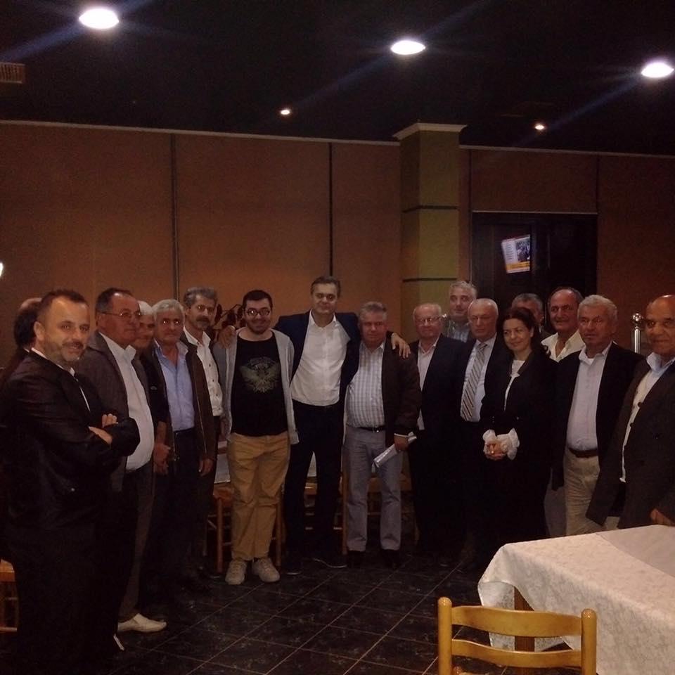 Ben Blushi prezanton projektin e tij politik në Berat