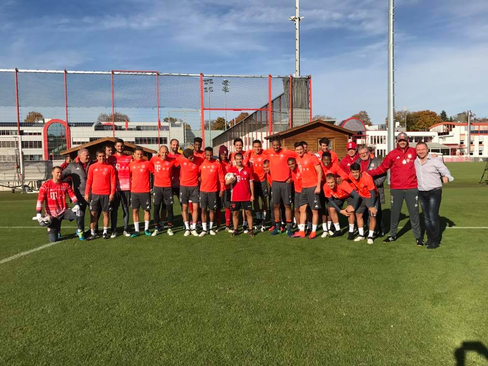 FOTO+VIDEO/ Fabian Duro mahnit lojtarët e Bajernit të Mynihut