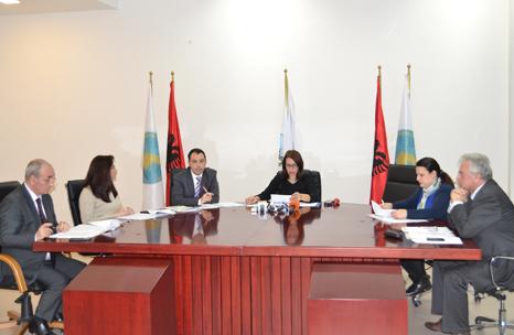 Kolonjë, zgjedhjet, KQZ miraton kryetarin dhe nënkryetarin e KZAZ-së