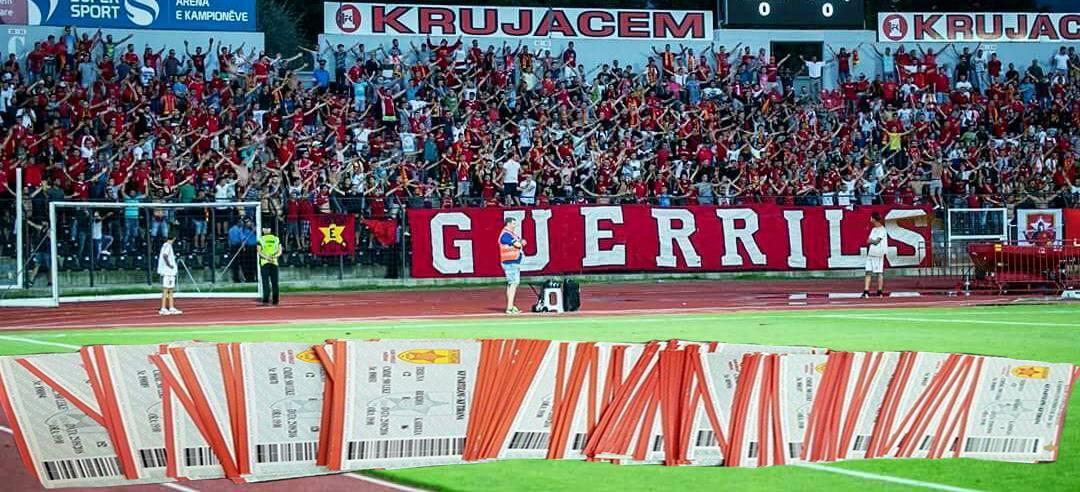 Dalin në shitje biletat për ndeshjen Partizani-Skëndërbeu