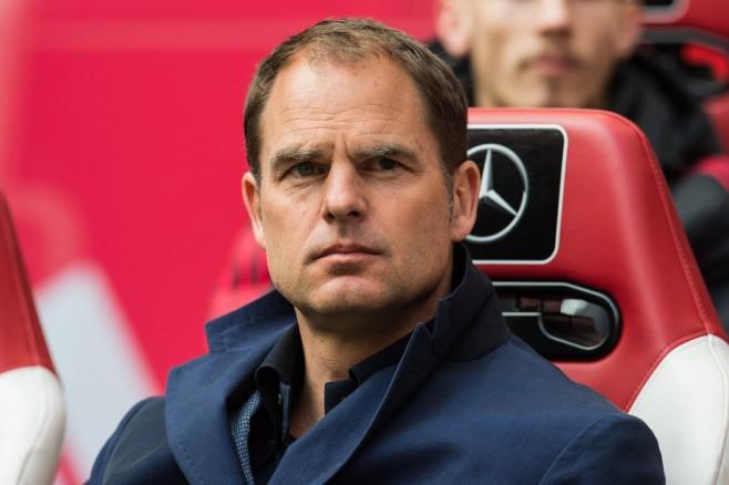 Inter, De Boer: Nuk mendoj për largimin