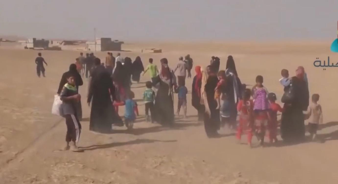Irak, ISIS ekzekuton 284 burra, gra e fëmijë në Mosul
