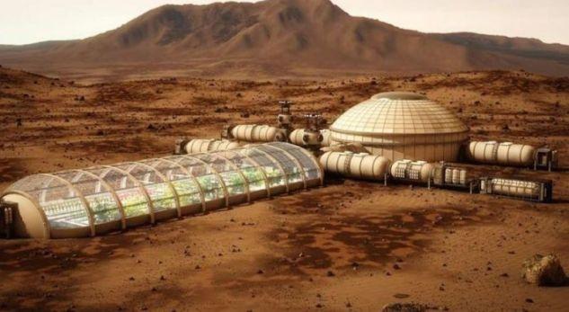 Doni të jetoni në Mars? Ja sa kushton