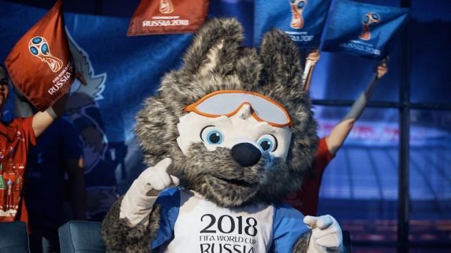 Botërori 2018, maskota është ujku Zabivaka