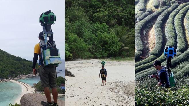 """Ecën 500 km këmbë për të regjistruar bukuritë e """"pakapshme"""" të Tajlandës"""