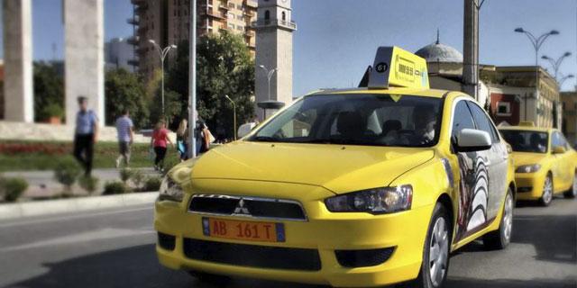 Shërbimi taksi në Shqipëri, ndër më të shtrenjtët në rajon