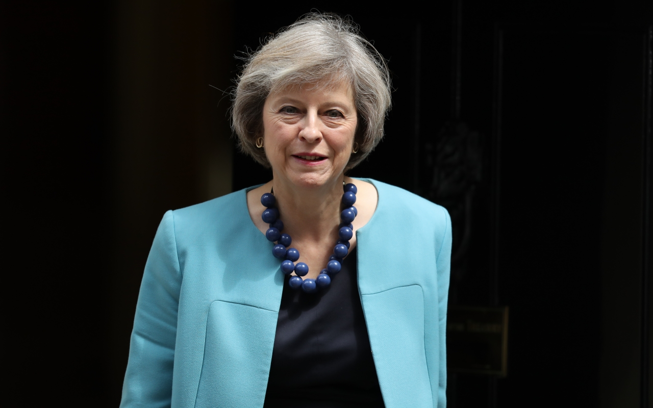 "Theresa May ndryshoi mendje. Para referendumit, komente kundër ""Brexit"""