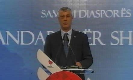 28 Nëntori, Thaçi: Krenar për flamurin kuqezi