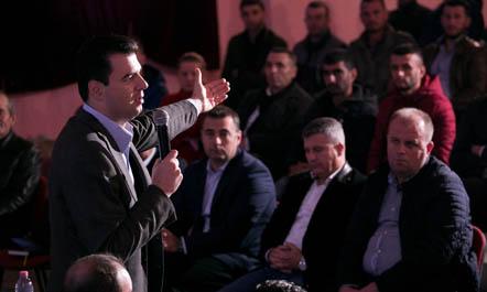 Basha: Beteja jonë, t'u kthejmë qeverisjen qytetarëve
