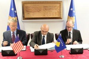 Mustafa e Delawie nënshkruajnë marrëveshje në fushën e luftës kundër ekstremizmit