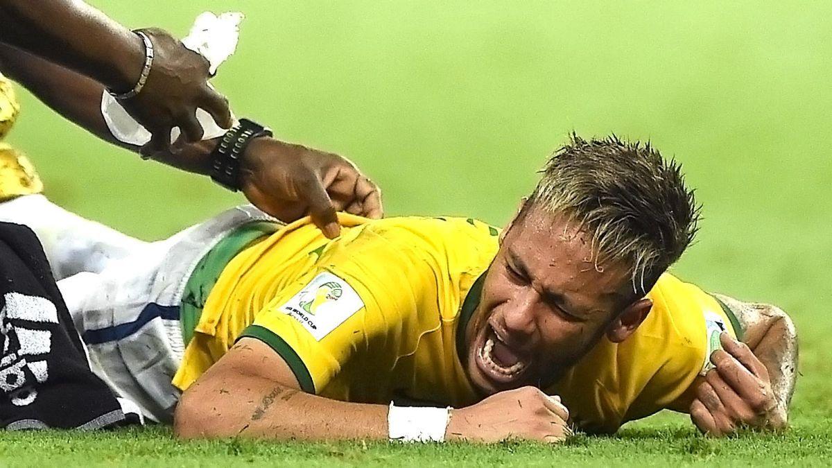 5 vite burg për Neymar