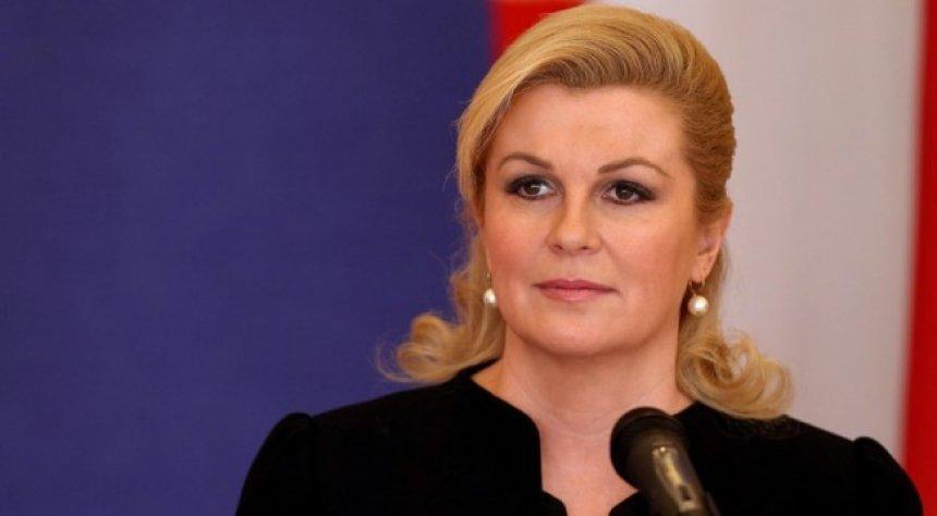 Presidentja kroate i përgjigjet Vuçiqit: Harrojeni BE-në pa i përmbushur kriteret
