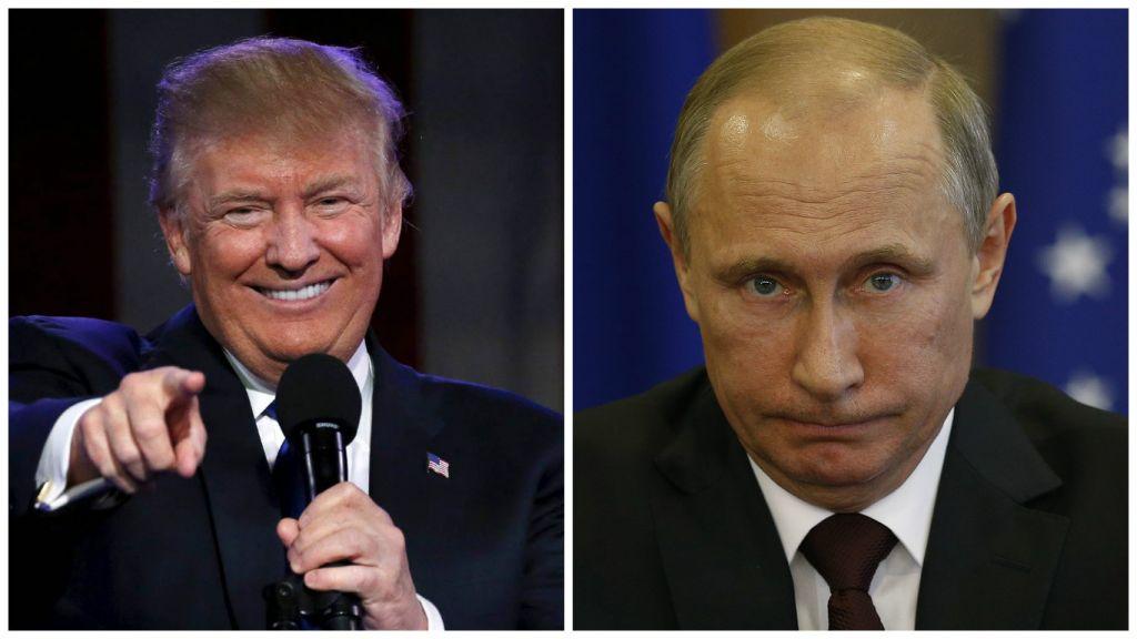 "Kthesa befasuese! Trump i tregon ""dhembët"" Putinit"