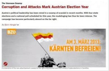 """Ishte i ftuari Bashës te çadra, """"Der Spiegel"""" e akuzon për korrupsion"""