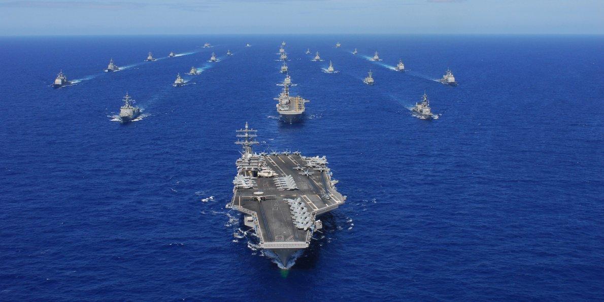 Rriten tensionet: Kina dhe Rusia, anije spiune për të ndjekur flotën amerikanë
