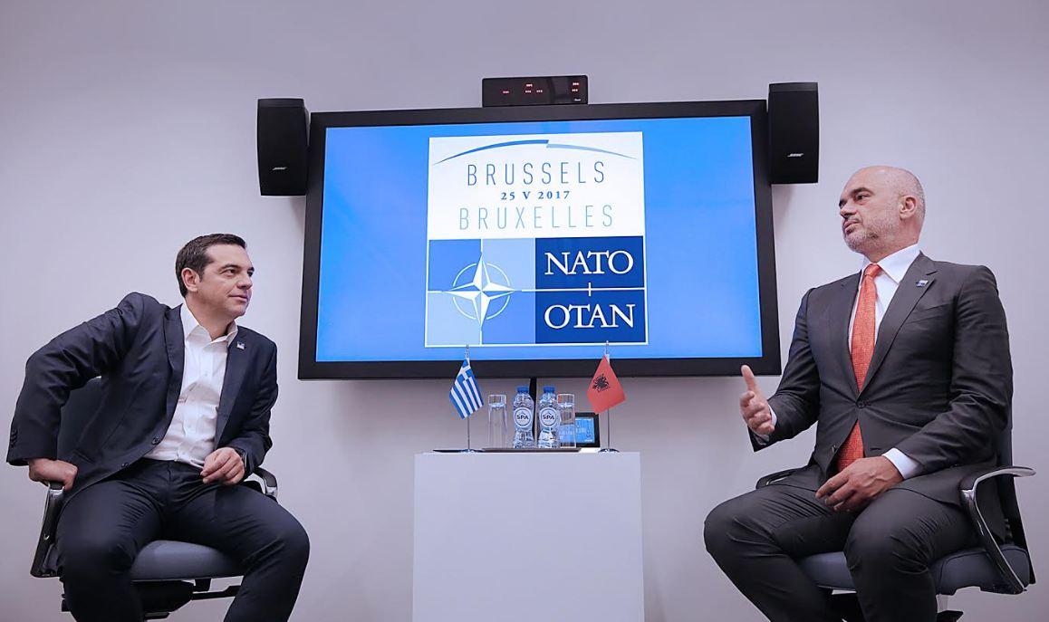 Rama takon Alexis Tsipras, diskutohen çështjet e nxehta Shqipëri-Greqi