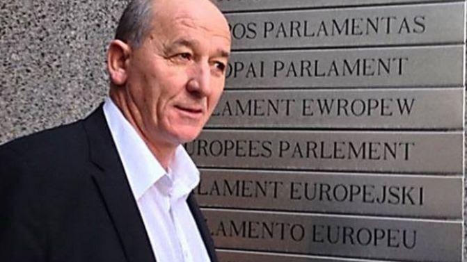 Vritet me arme zjarri kryetari shqiptar i Komunes Bogovines, HazbiIdrizi