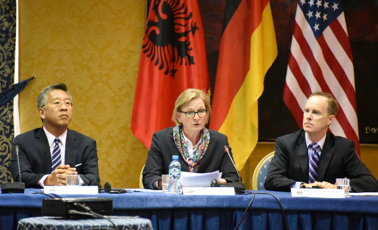 Ambasadorja gjermane: Qeveria ime do t'i njohë zgjedhjet, edhe pa PD