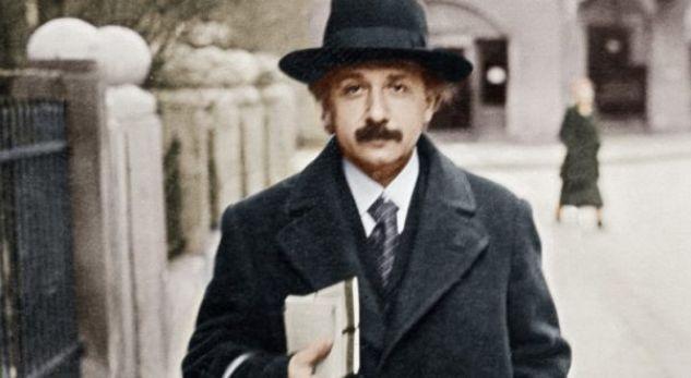 Çfarë ka thënë Ajnshtaini për armët bërthamore, muzikën, Amerikën dhe fenë