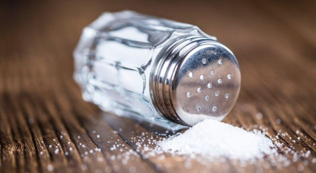 Mbani pak kripë në xhepin tuaj sepse do t'ju shpëtojë jetën