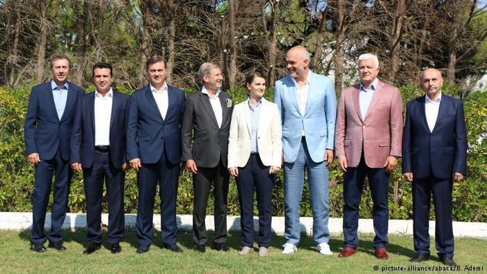 Lajme të mira nga Ballkani