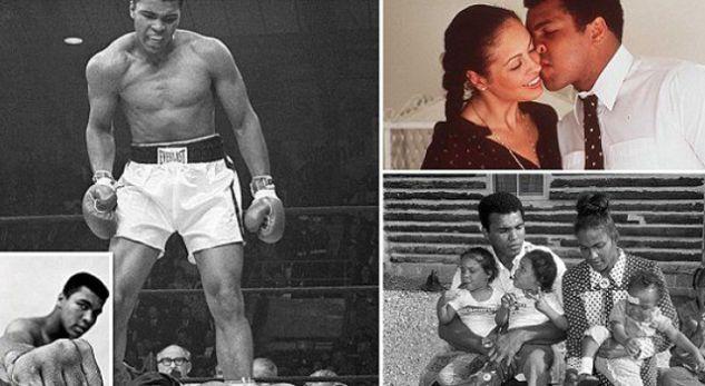 Ana e errët e Muhammad Ali, gruaja e tij e dytë zbulon…