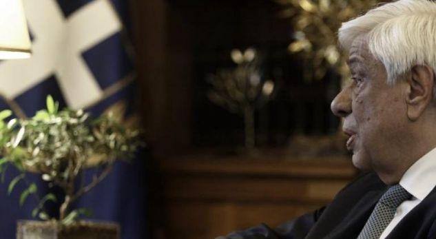 Presidenti i Greqisë kërcënon Shqipërinë!