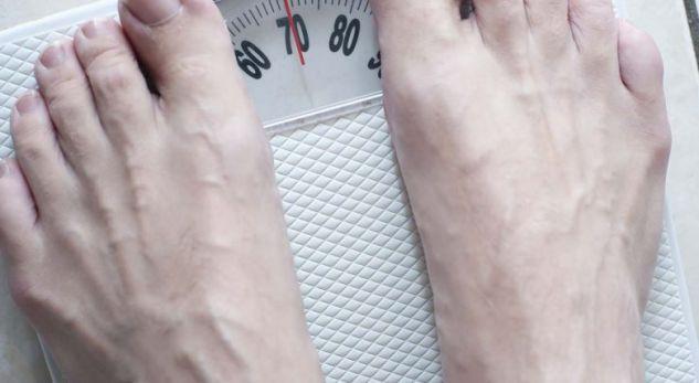 Kjo është pesha ideale, sipas gjatësisë që ke