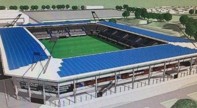 Zbulohet projekti për stadiumin e ri shqiptar