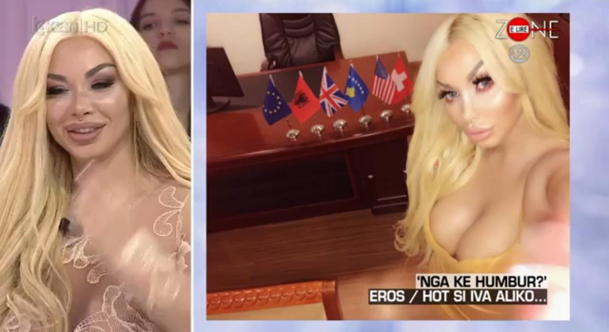 Kallashi pa të brendshme, Iva Aliko e konfirmon (VIDEO)