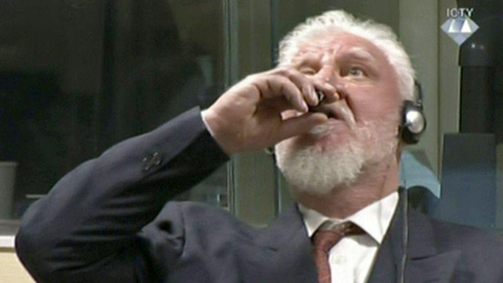 Piu helm gjatë seancës në Hagë, ndërron jetë gjenerali kroat