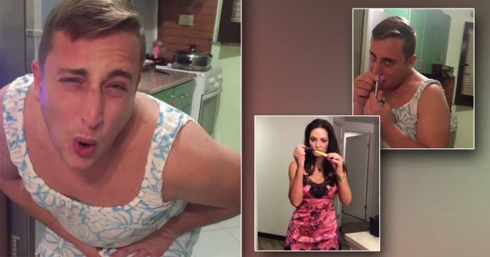 Plas gallata me Bleona Qeretin, humoristi shqiptar tregon si të ruani spermën /Video