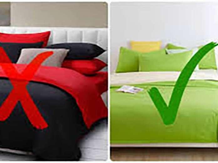 Nëse keni çarçafë me këto dy ngjyra, hiqini urgjent. Arsyeja e frikshme…