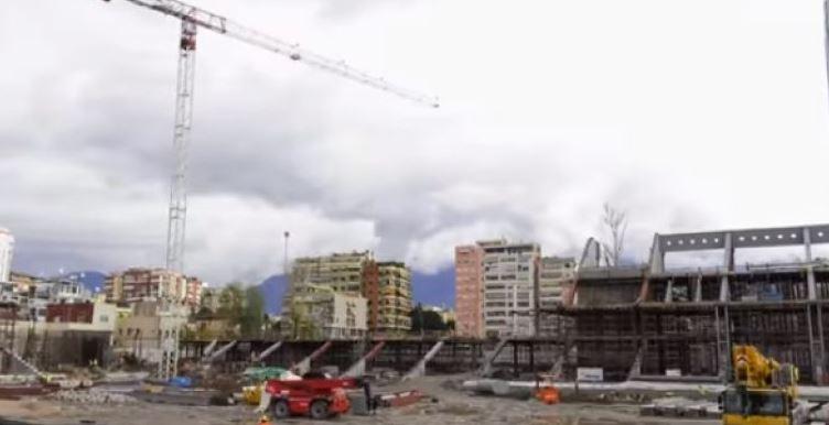 Çfarë po ndodh me stadiumin në Tiranë? Dalin pamjet e reja…