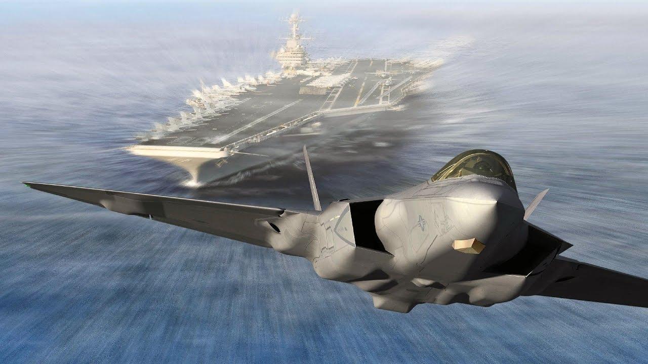 Po troket lufta? SHBA çon në Kore avionët super të fshehtë