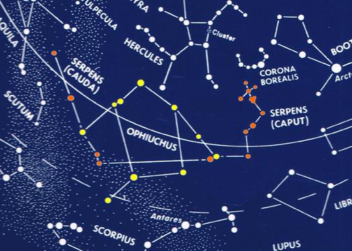 NASA i shton edhe një shenjë horoskopit, ja kusht është e 13-ta