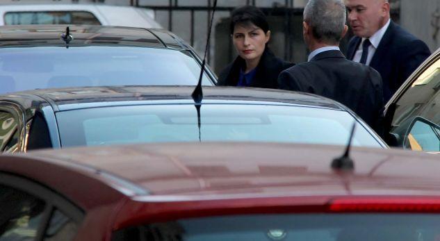 Përfaqësuesit e EURALIUS 'zbarkojnë' në zyrën e kryeprokurores Arta Marku