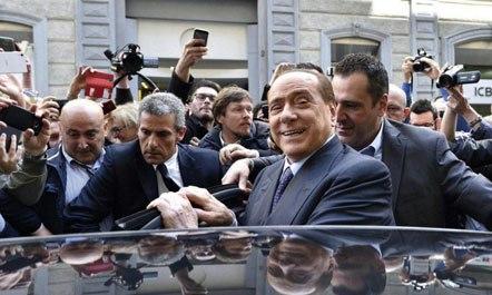 Berlusconi: Kur e shoh Milanin më përzihet, ka modul të gabuar