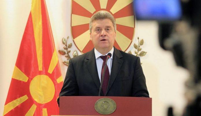 Ivanov nuk e dekreton ligjin për gjuhën shqipe