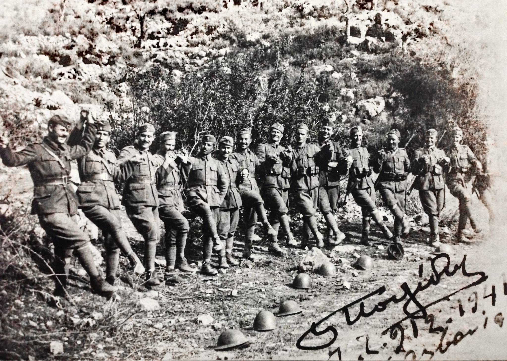 Disa mite për luftën italo- greke dhe varrezat e ushtarëve