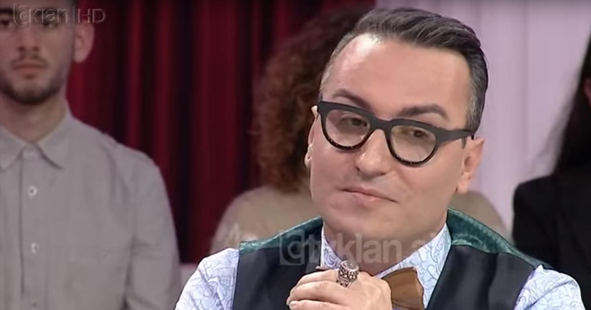 Elton Ilirjani rrëfen fëmijërinë e tij gay dhe pasurinë e sotme prej 7 milion euro